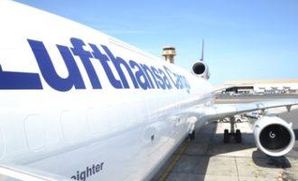 Lufthansa Cargo vermarktet Luftfrachtkapazitäten cargo.one