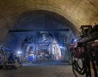 SWIETELSKY startet zwei Tunnelbohrer beim Semmering-Basistunnel mit Gewicht von insgesamt 800 Elefanten
