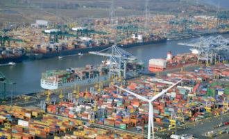 Hafen Antwerpen wächst weiter: Rekordzahlen im ersten Halbjahr 2018
