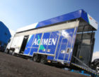 Enclosed car carriers for Acumen