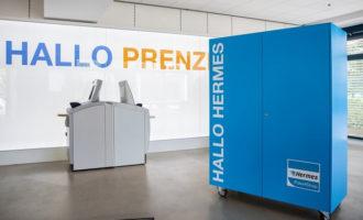 Letzte Meile: Hermes macht Sparda-Bank-Filialen zum PaketShop