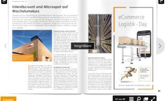 Interdiscount und Microspot auf Wachstumskurs