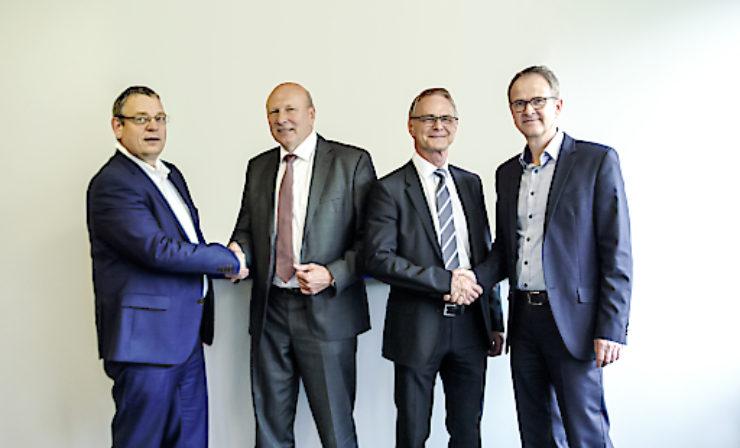 DS AUTOMOTION kooperiert mit SSI Schäfer