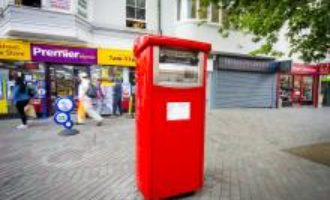 Royal Mail trials parcel post boxes