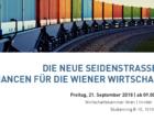 Die neue Seidenstraße – Chancen für die Wiener Wirtschaft