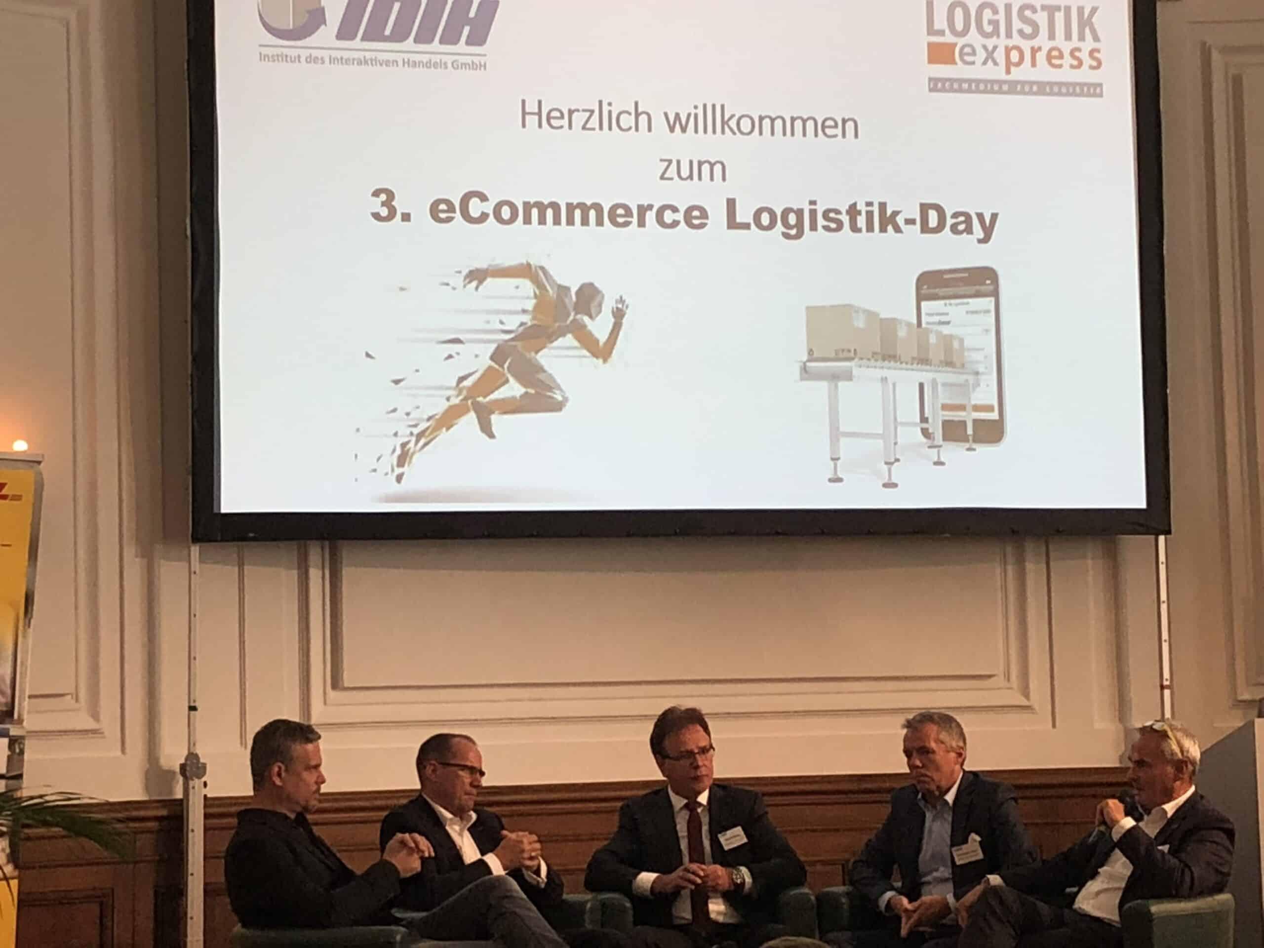 3. eCommerce Logistik-Day: Wege aus dem Dilemma