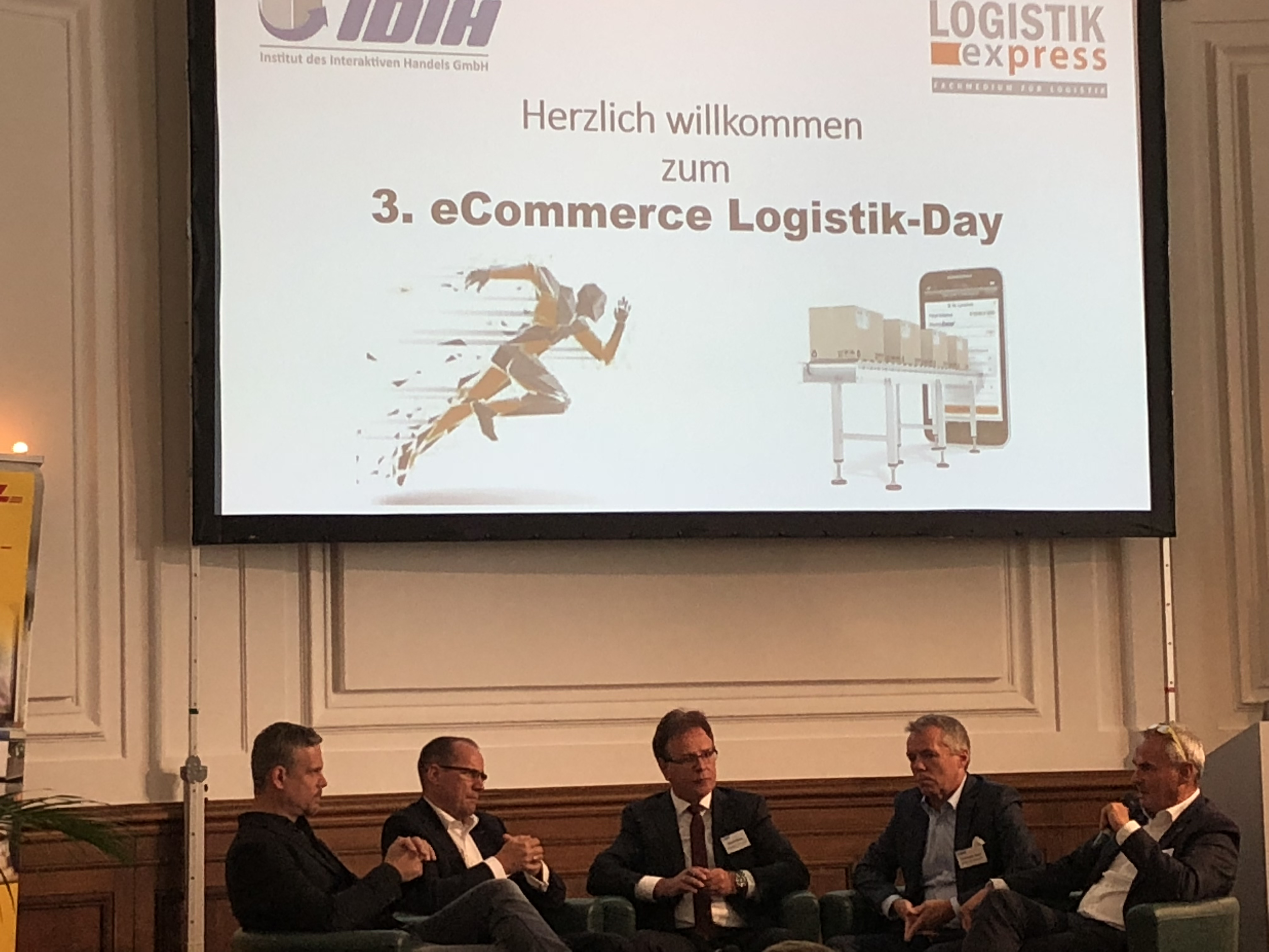 3. eCommerce Logistik-Day: Wege aus dem Dilemma