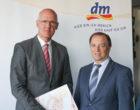 Marktführer dm wächst im Teilkonzern Österreich/CEE weiter mit 8 % Umsatzplus