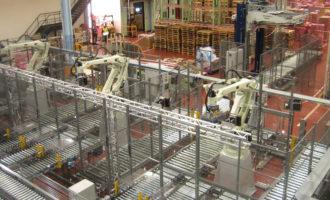 KNAPP realisiert Shuttle-Roboter-Lösung bei Parfum Christian Dior