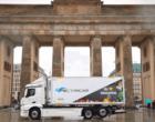 Berlin: Edeka testet Belieferung mit Elektro-Truck eActros