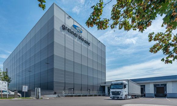 Greiner Bio-One setzt bei Lagererweiterung auf SAP-Partner inconso