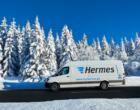 Hermes: Zusätzliches Personal, Fahrzeuge und Gebühren für das Weihnachtsgeschäft