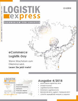 LOGISTIK express Fachjournal 4-2018