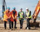 Work starts on CMA CGM multi-temp warehouse