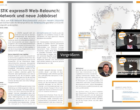 LOGISTIK express® Web-Relaunch: B2B Network und neue Jobbörse!