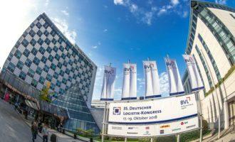 35. Deutscher Logistik-Kongress in Berlin eröffnet