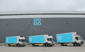 Co-op to build £45m distribution centre at Biggleswade
