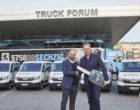 TSV 1860 München fährt MAN TGE
