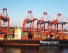 Hapag-Lloyd rüstet zehn Schiffe mit Abgasreinigungssystemen nach