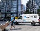 Höhere Löhne für Zusteller: Hermes investiert 100 Millionen Euro