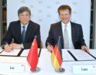 DB und China Railways vertiefen Zusammenarbeit
