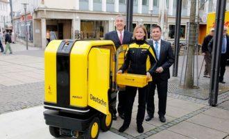 Die Deutsche Post arbeitet am PostBot 2.0