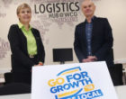 Logistics learning hub for Rugby