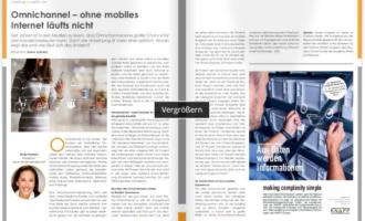 Omnichannel – ohne mobiles Internet läufts nicht