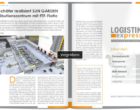 SSI Schäfer realisiert SUN GARDEN Distributionszentrum mit FTF-Flotte