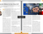 Steigende Risiken im Iran-Geschäft