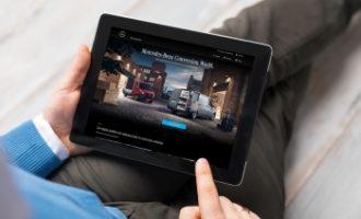 Digitale Plattform für die Vermarktung von maßgeschneiderten Auf- und Umbaulösungen