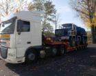 Sachsenland bringt Schwerlaster-Oldtimer wieder nach Deutschland