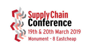 Supply Chain conference lead partner unveiled