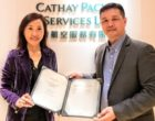 Siemens und Cathay Pacific Services gehen Kooperation in Hongkong ein