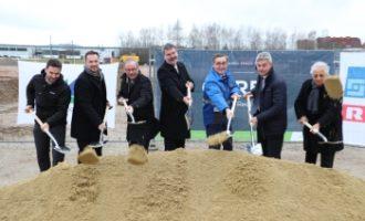 Garbe Industrial Real Estate: Spatenstich für neues Logistikzentrum in Steyr