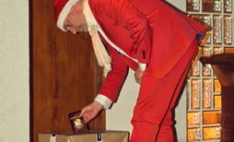 Nox Nachtexpress unterstützt den Nikolaus