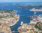 Seehafen Kiel mit rückläufigem Güterumschlag