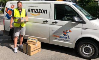 Lieferpartner für Amazon: So findet das Paket den Kunden