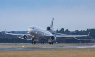 Air freight demand flat