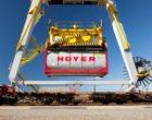Hoyer hat bereits mehr als 10.000 Tankcontainer als Smart Tank ausgestattet