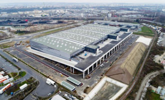 Segro und Vailog eröffnen mehrgeschossige Logistikimmobilie bei Paris