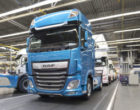 DAF leads UK market for heavy trucks