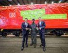 Über 50.000 Güterwagen rollen leiser durch Deutschland