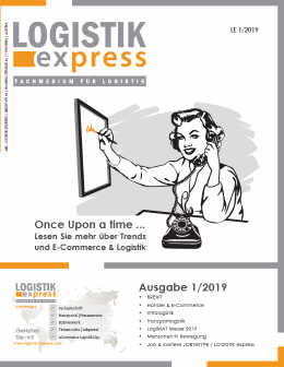 LOGISTIK express Fachjournal 1-2019
