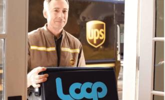 Nachhaltige Logistik mit Loop: UPS bringt wiederverwendbare Verpackungen auf den Markt