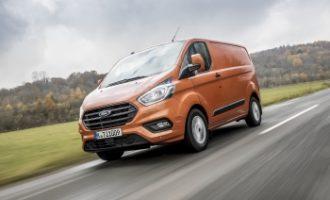 Ford glänzt 2018 mit weiterem Rekordjahr auf deutschem Nutzfahrzeug-Markt