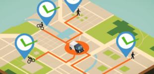 Entlastung auf der letzten Meile: Ford und Gnewt wollen Transporter zu mobilen Depots machen