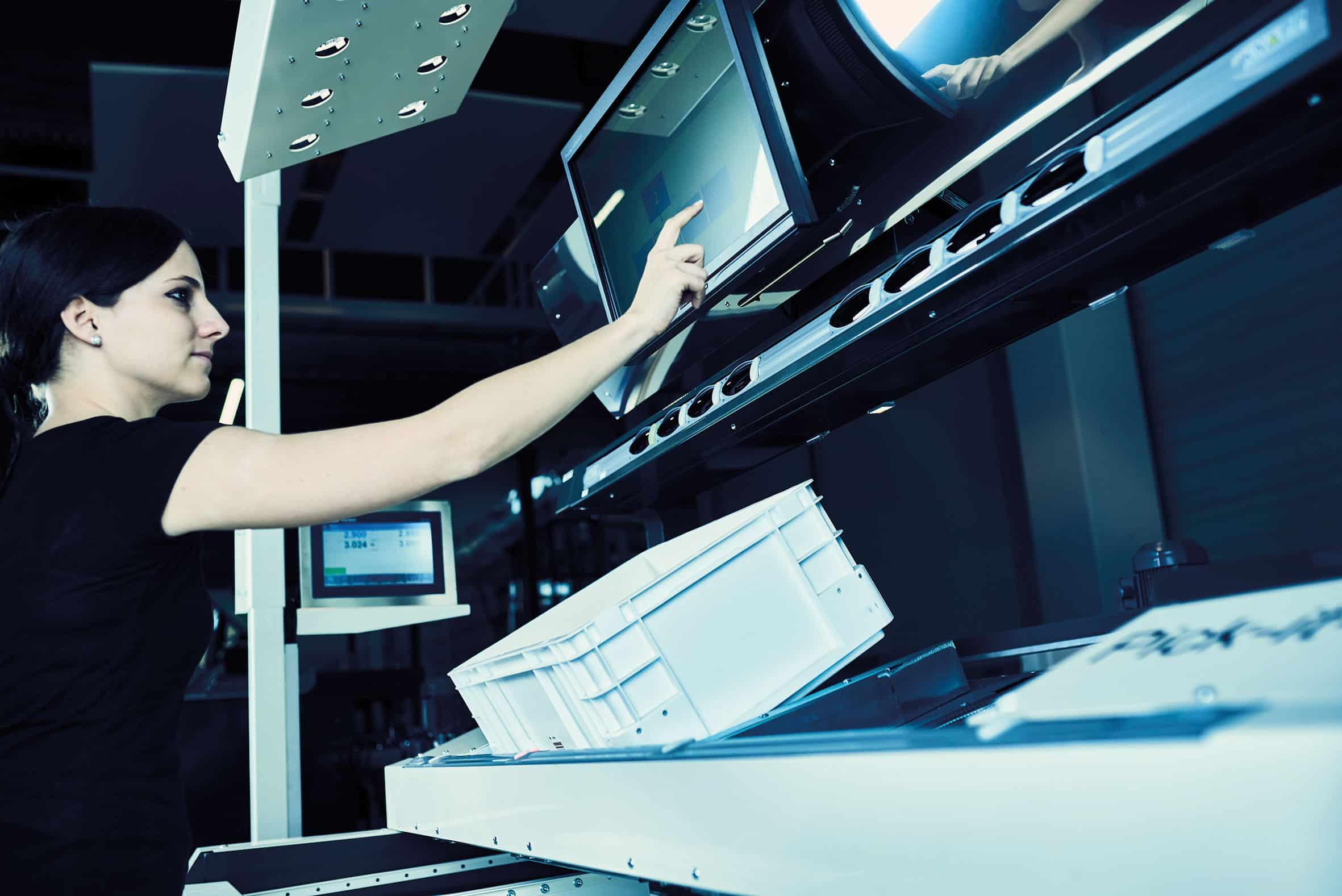 Mit KNAPP auf dem Weg in die digitale Zukunft