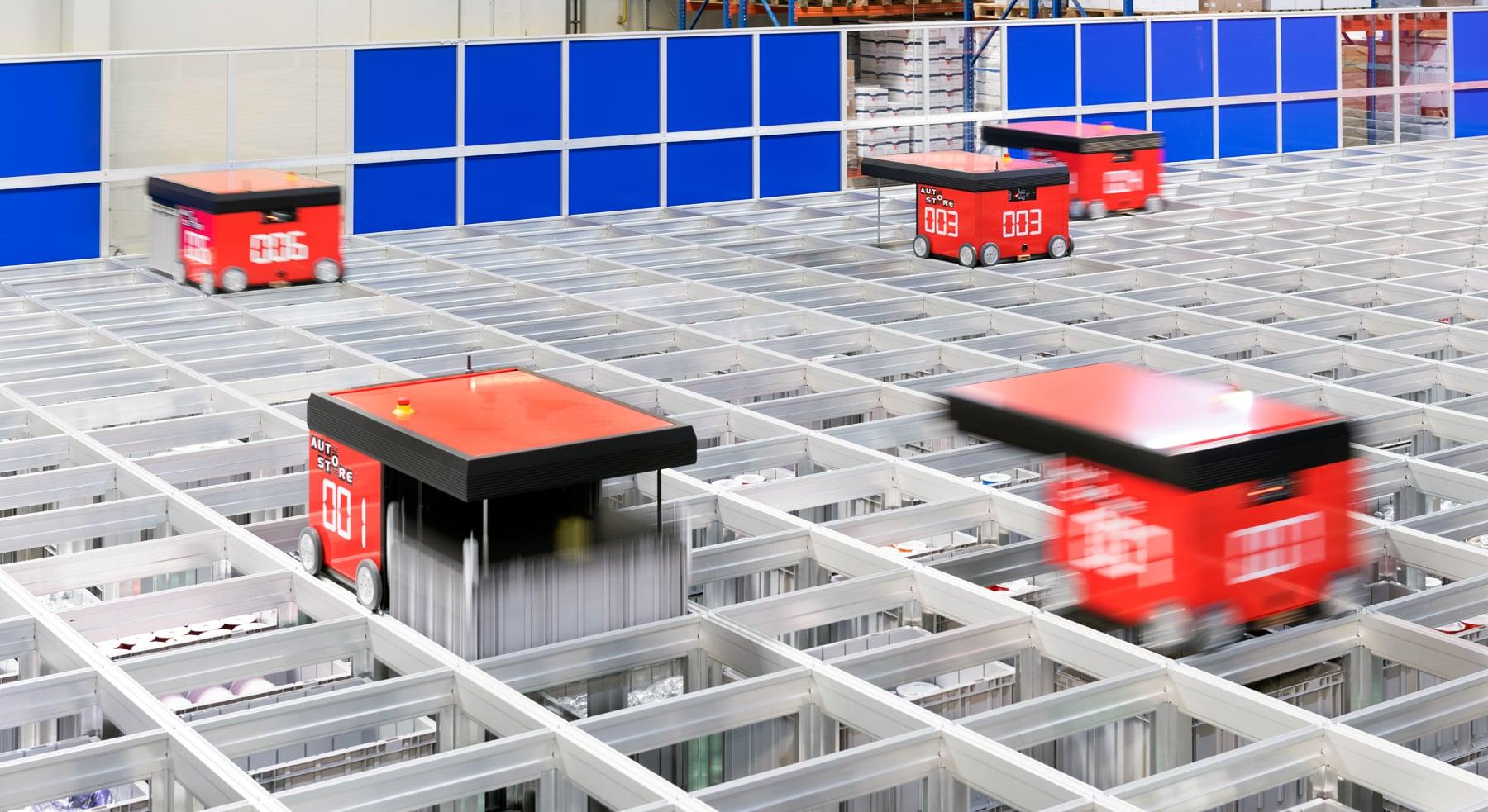 Kundentag von Dematic: Automatisierungslösung überzeugt KMU