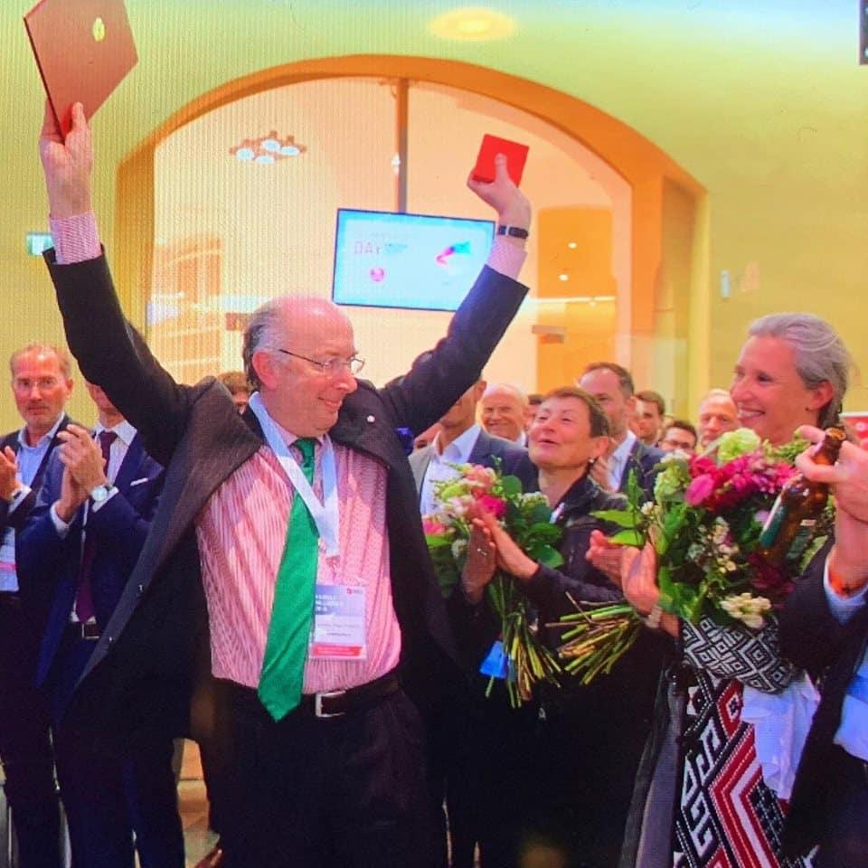 Bundeskanzler Kurz und 600 Gäste beim 29. Handelskolloquium und 1. Empfang des österreichischen Handels
